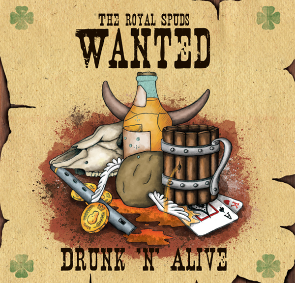 CD wanted drunk n alive
