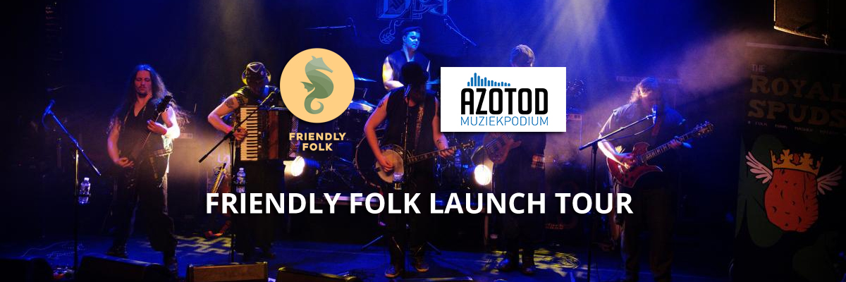Friendly Folk launch tour